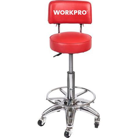 kitchen bar counter heavy duty adjustable hydraulic stool wheels work shop