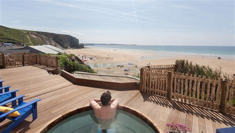 watergate bay cornwall hotel tub prisk kirstin catering self england sea places foodies site wedding