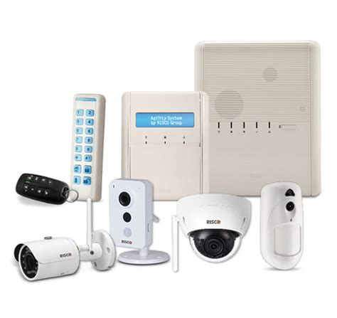 risco agility 3 intruder alarm and cctv in one melbourne alarms