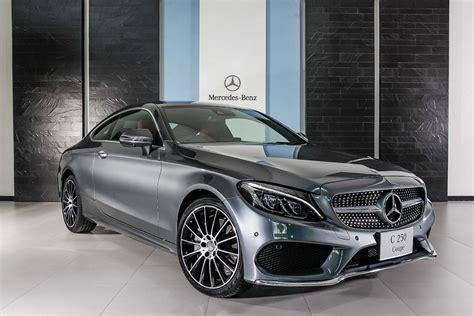 Mercedesbenz Cclass C 250 Coupe Amg Dynamic 2016 ราคา