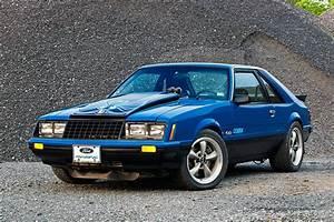Elevated 1979 Mustang Cobra