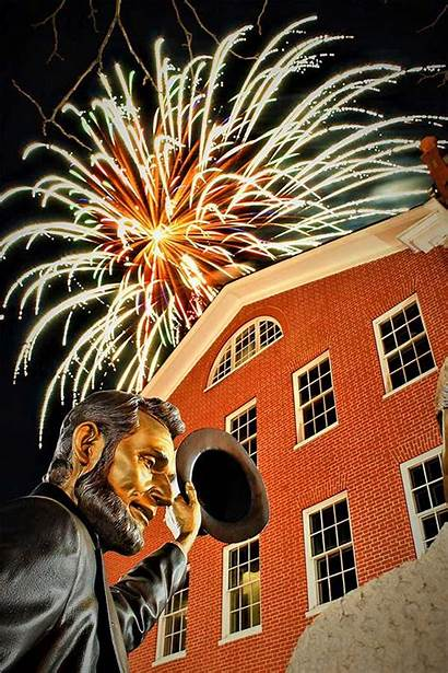Gettysburg Lincoln Eve Statue Destination Courtesy