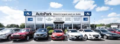 AutoPark Locations in Ontario   AutoPark Brampton