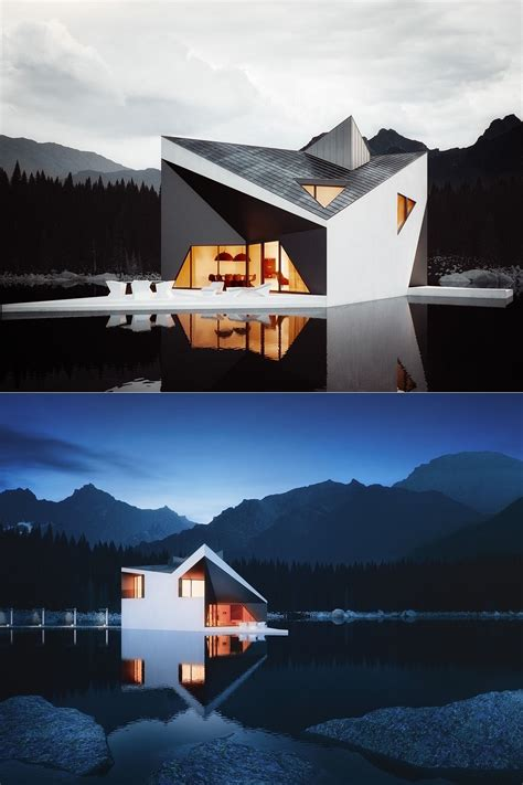 A Set Of Extraordinary Exteriors by A Set Of Extraordinary Exteriors Houses Pixodium
