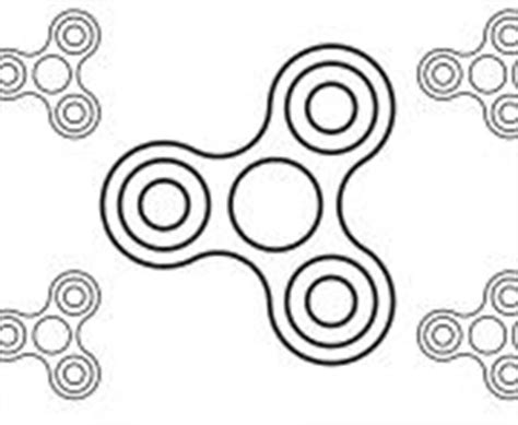 fidget spinner template pdf fidget spinner coloring pages color free printable
