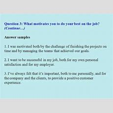 Caregiver Interview Questions And Answers Youtube