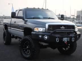 2001 Dodge Cummins Bumper