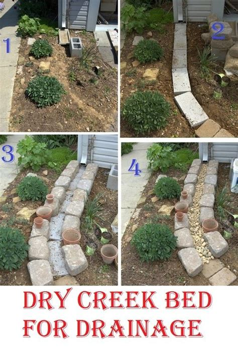 Drainage Ideas For Backyard by Best 25 Gutter Drainage Ideas On Spout