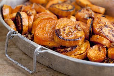 caramelized cane syrup sweet potatoes emerilscom