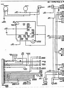 1981 El Camino Wiring Diagram