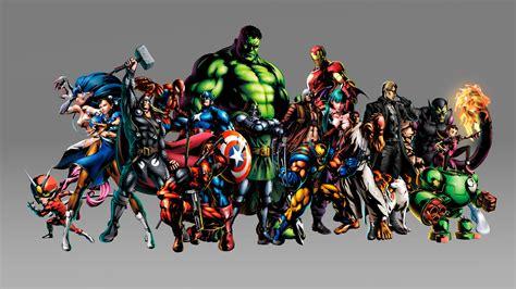 Marvel Villains Wallpaper ·①