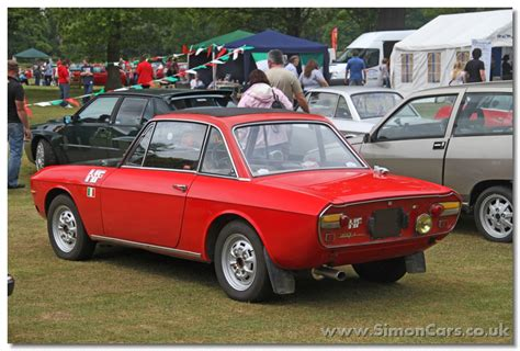 simon cars lancia fulvia coupe