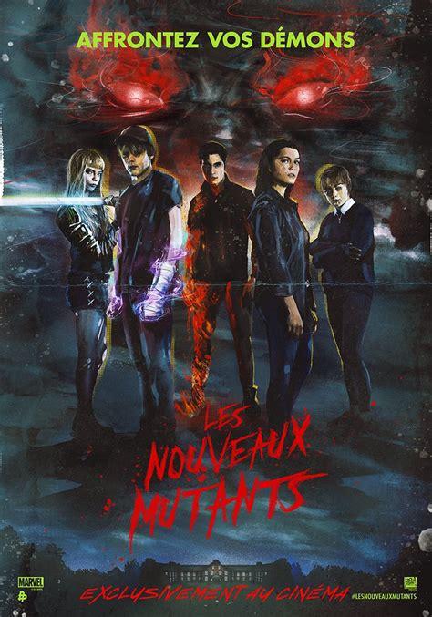 Les Nouveaux Mutants - Film 2020 | Cinéhorizons