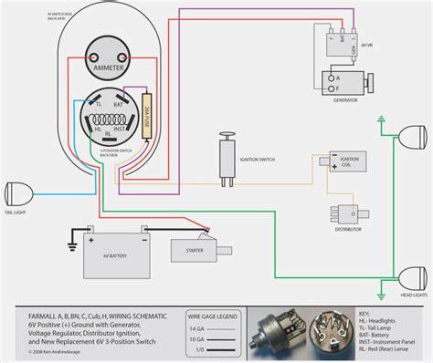 Farmall Cub Wiring Harnes Diagram by Farmall Cub Wiring Harness Wiring Library