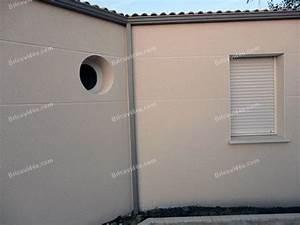 Reparation Fissure Facade Maison : forum ma onnerie avis fissure enduit gratt monocouche ~ Premium-room.com Idées de Décoration
