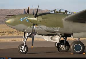 Lockheed P-38F Lightning - Large Preview - AirTeamImages.com