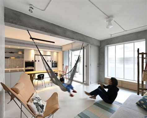 Asians Minimalist Aesthetics at Taiwanese Apartment by