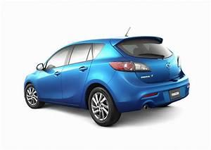 2012 Mazda Mazda 3 hatchback – pictures, information and