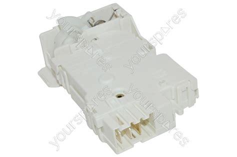hotpoint wt5011v tumble dryer door interlock assembly c00141683 by ariston