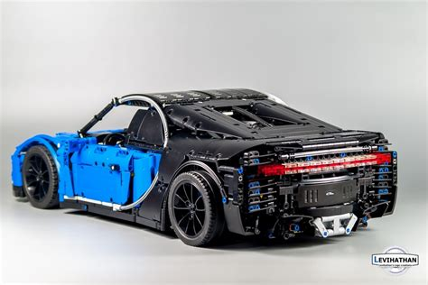 This exclusive model has been developed in. Lego Technic Bugatti Chiron   i-bricks.ru