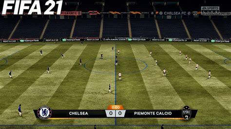 FIFA 21   CHELSEA vs JUVENTUS   UEFA Europa League Final ...
