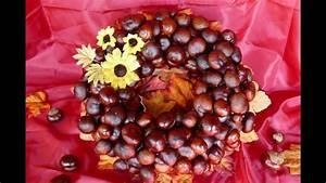 Basteln Mit Tannenzapfen Herbst : kranz basteln herbst basteln mit naturmaterialien und kunstblumen youtube ~ Eleganceandgraceweddings.com Haus und Dekorationen