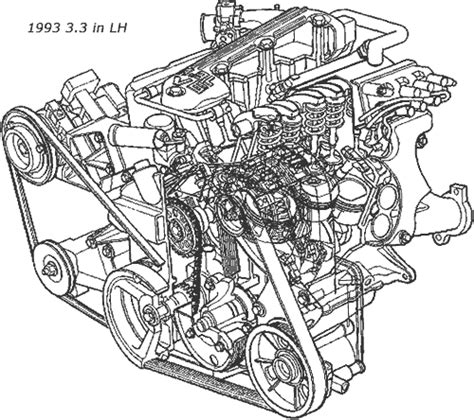 2000 Chrysler 3 8 Engine Diagram by Belt Diagram For 2000 Plymouth Neon