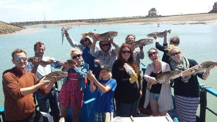 Fishing Boat Hire Eastbourne by Hire The Panther Charter Fishing Boat