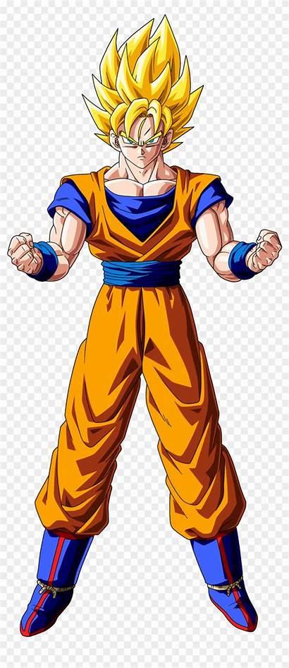 Dragon Ball Clipart Goku Super Clip Ssj1