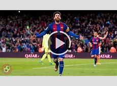 Segundo gol de Leo Messi ante el Eibar