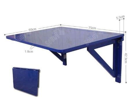 bureau murale rabattable les 25 meilleures idées concernant table murale rabattable