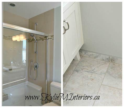 fresh  clean bathroom remodel  green  great