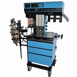 Drager Narkomed 2b Anesthesia Machine