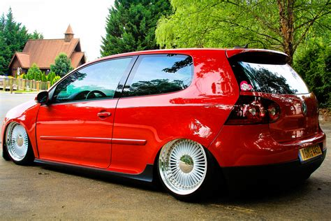 slammed volkswagen golf slammed on pinterest