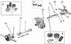 Jeep Grand Cherokee Drivetrain Diagram