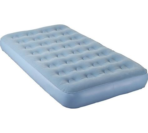 aerobed rollaway with headboard buy aerobed air bed single at argos co uk your