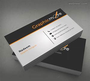 50 creative corporate business card design examples With designer visiting cards templates