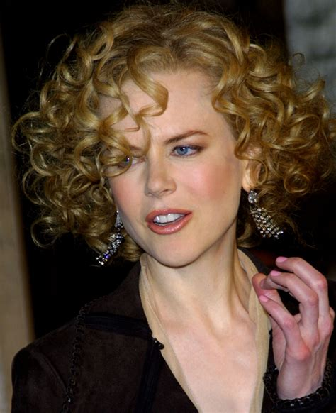 Pictures 10 Celebrities With Naturally Curly Hair
