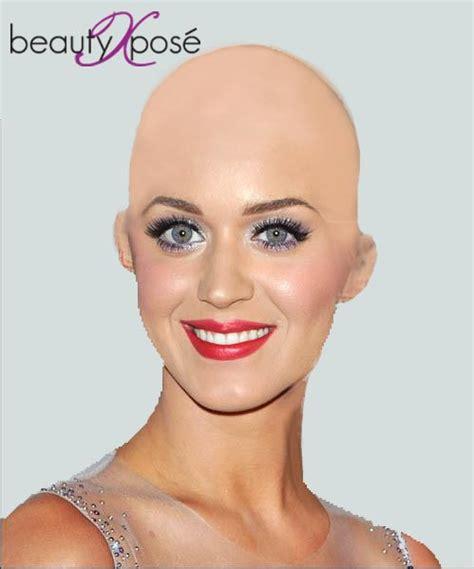 Katy Perry Bald