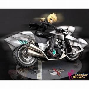 Motorrad Online Kaufen : anime fate stay night saber figuren motorrad wundersch ne ~ Jslefanu.com Haus und Dekorationen