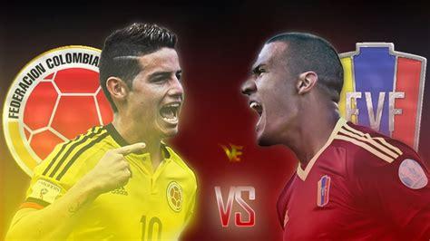 La más reciente información de colombia vs chile publicada en colombia.com. Colombia vs Venezuela - RIVALIDAD ETERNA - YouTube