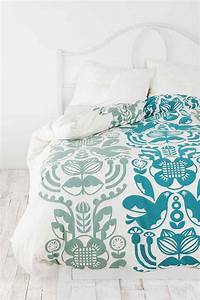 Laerke Duvet Cover - Urban Outfitters