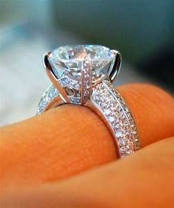 adorable gorgeous diamond engagement ring bling With gorgeous diamond wedding rings