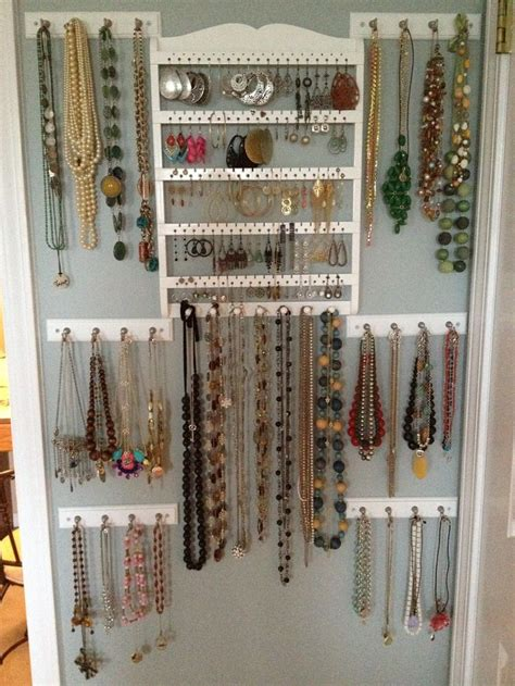 25 best ideas about necklace organization on