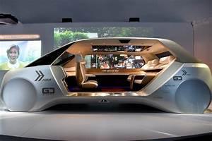 Futur Auto : vid o ces 2018 la voiture du futur va choyer ses passagers ~ Gottalentnigeria.com Avis de Voitures