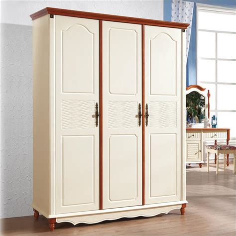 Large Wardrobe Closet by American Country Style Wood Wardrobe Closet Bedroom