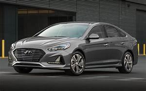 2018 Hyundai Sonata Hybrid - Wallpapers and HD Images