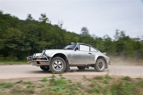 chrome porsche 911 tuthill shakes down chrome rally porsche 911