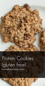 Protein Cookies (Gluten-free, Dairy-free) - Kula Mama