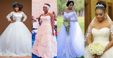 kenyan wedding gowns  hire